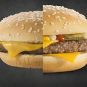 McDonald's photoshooting