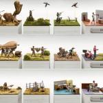 KFC food delivery evolution - campagna pubblicitaria