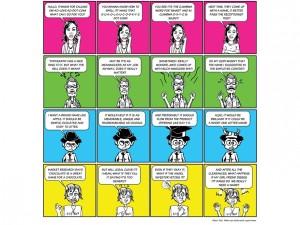Albert Dali - campagna pubblicitaria multisoggetto