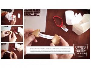 Biscotto della fortuna by Alessio Maria Centritto - direct marketing