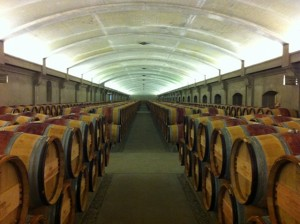 Bordeaux - Chateau Lagrange [cantine] © Alessandra Colucci