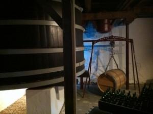 Bordeaux - Chateaux Lynch-Bage [dalla botte alla bottiglia] © Alessandra Colucci