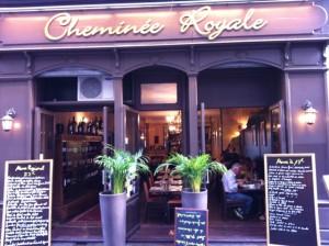 Bordeaux - Cheminée Royale © Alessandra Colucci