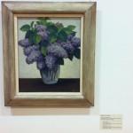 Bordeaux - Galerie des beaux arts [Fleurs - Les Lilas di Tobeen] © Alessandra Colucci