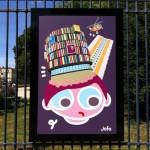Bordeaux - Jardin Public [Chapo bordo by Jofo] © Alessandra Colucci
