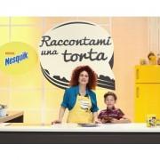 """Nesquik """"Raccontami una torta"""" - branded content"""
