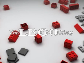 The LEGO Story - heritage marketing + storytelling