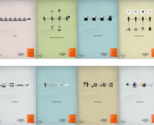 "Quercus Books ""Life in five seconds"" [libro]"