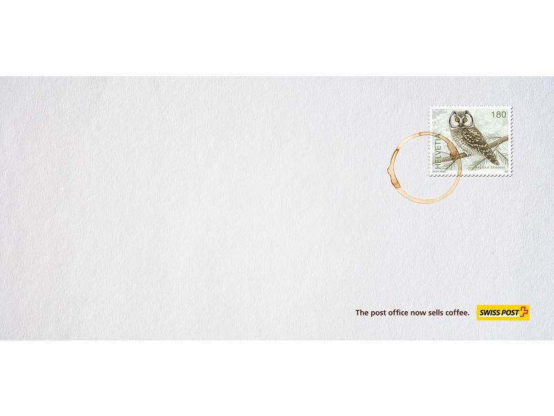 Swiss Post - campagna pubblicitaria