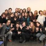 Il team di lavoro e i relatori
