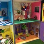 Casa di bambole al Macro Future