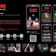 FHM Movie Date App