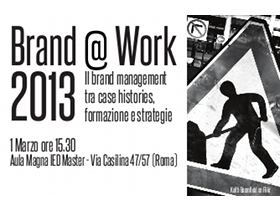 Brand @ Work 2013