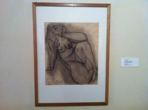 "Henri Matisse ""Nu Accroupi"""