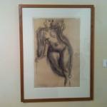 "Henri Matisse ""Nu Assis"""