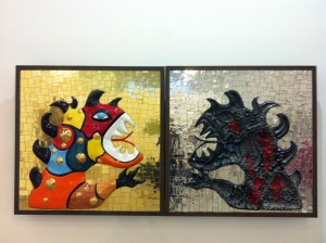 "MAMAC: Niki de Saint Phalle ""Positive and Negative Dragon"""
