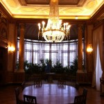 Villa Massena - salone