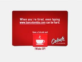 Colcafe - campagna pubblicitaria