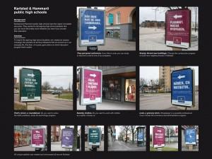 Karlstad & Hammaro - ambient marketing