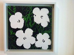 006_Andy Warhol_Flowers © Alessandra Colucci