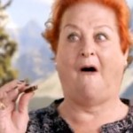 Strauss Elite Cow Chocolate Nili - campagna pubblicitaria