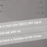 McDonald's - ambient marketing