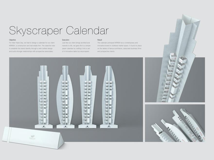 Krrish - calendario