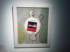 """Musée de Beaux Art - """"La colomba aveva ragione"""" Max Ernst © Alessandra Colucci"""