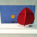 """Musée de Beaux Art - """"Piccolo panno blu"""" Alexander Calder © Alessandra Colucci"""