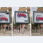 Smart - campagna pubblicitaria outdoor
