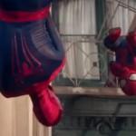 Co-branding Spiderman & Evian