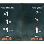 Emporio Soares & Souza - campagna pubblicitaria in infografica