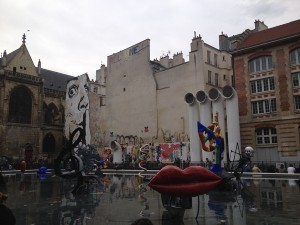 Paris_Centre Pompidou