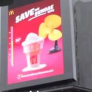 McDonald's - affissione interattiva