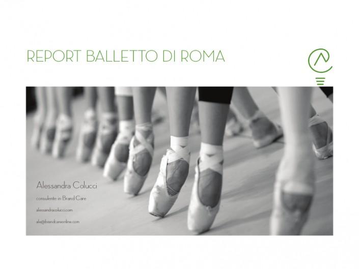 Balletto di Roma - report