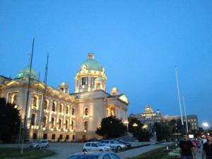 Belgrado - Assemblea Nazionale © Alessandra Colucci
