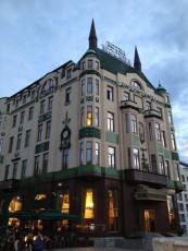 Belgrado - Hotel Mosca © Alessandra Colucci