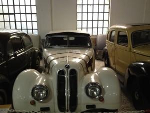 Belgrado - Museo Automobile - BMW © Alessandra Colucci