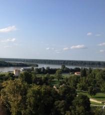 Belgrado - Panorama dalla Fortezza © Alessandra Colucci