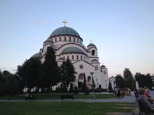 Belgrado - Tempio di San Sava © Alessandra Colucci