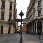 Belgrado - segnaletica © Alessandra Colucci