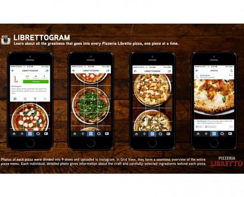 Pizzeria Libretto - branded content