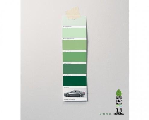 Honda Accord Hybrid - campagna pubblicitaria