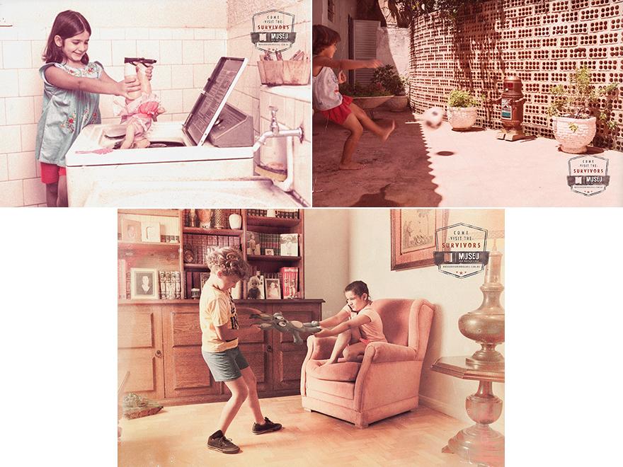 Museu dos Brinquedos - campagna pubblicitaria