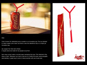 Coca Cola - direct marketing