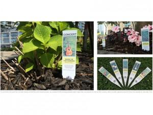 Earthbound Gardens - ambient marketing