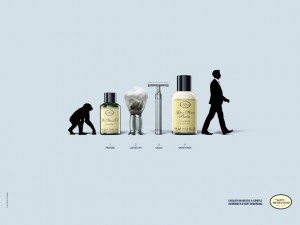 The Art of Shaving - campagna pubblicitaria