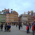 Varsavia - Città Vecchia
