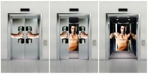 Eliane Indiani Fitness Center - ambient marketing
