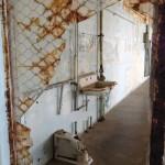San Francisco - Alcatraz - bagno © Alessandra Colucci